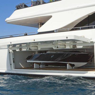 Silver Angel Yacht Tender Launch