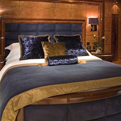 Talisman Maiton Yacht Double Stateroom - View