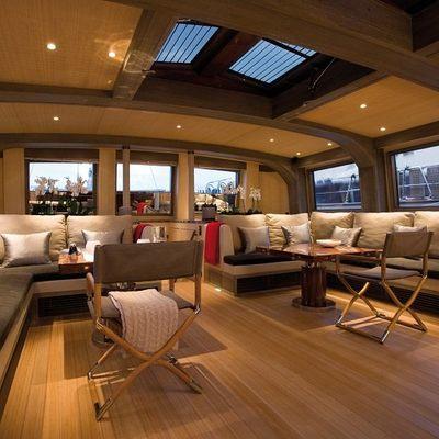 Roxane Yacht Main Salon