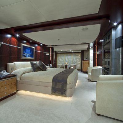 Sarah Yacht Master Stateroom
