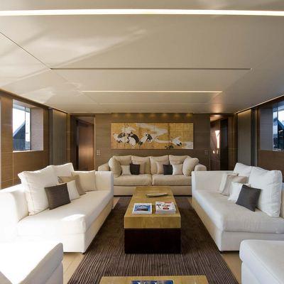 Bliss Easy Yacht Main Saloon