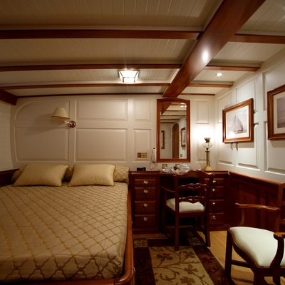 Elena Yacht Guest Stateroom - View