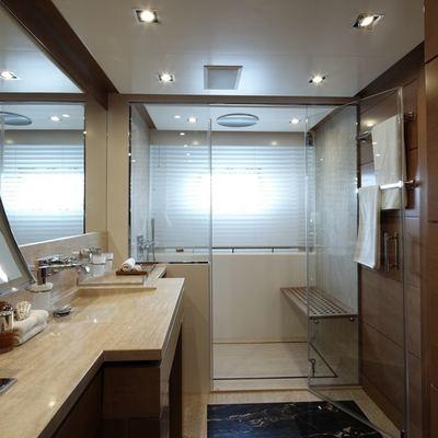 Arion Yacht Master Bathroom