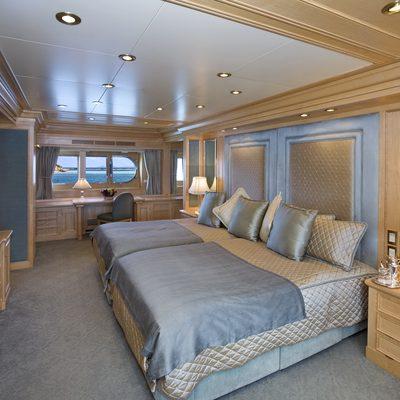 Te Manu Yacht Master Stateroom