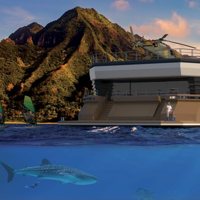 La Datcha Yacht