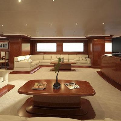 Baron Trenck Yacht Salon - Overview