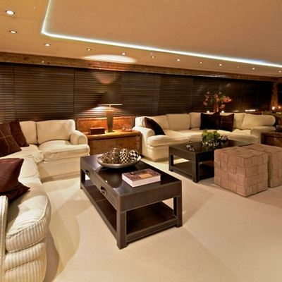 Obsesion Yacht Saloon - Seating