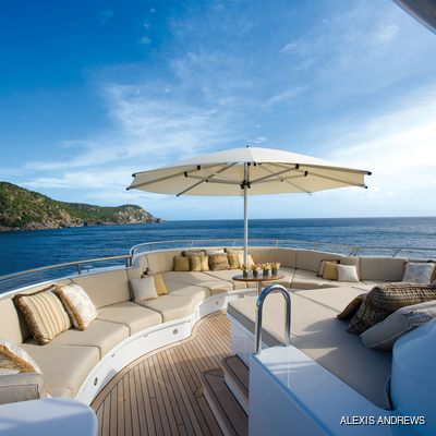 Utopia Yacht Exterior Deck