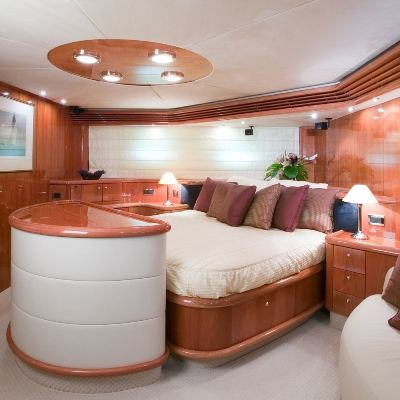 Lady Esther Yacht Stateroom