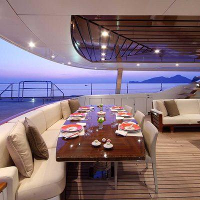 Prana Yacht Cockpit Table