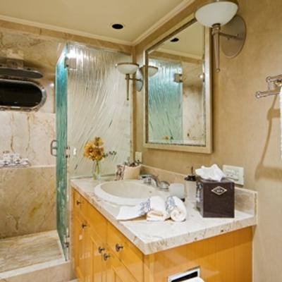 Sojourn Yacht Master Bathroom - His