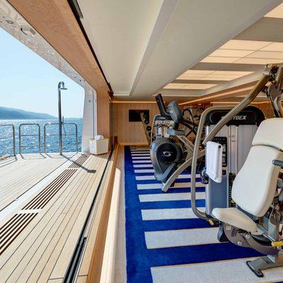 Aquarius Yacht