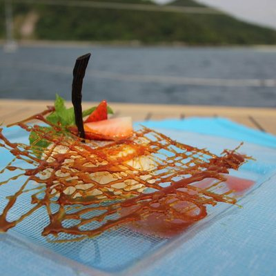 Douce France Yacht Cuisine