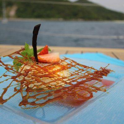 Douce France Yacht Cuisine