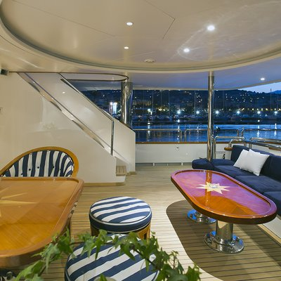 Desamis B Yacht Main deck