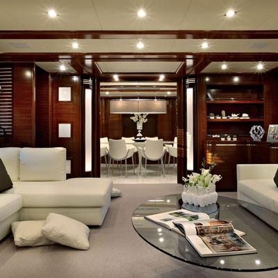Libertas Yacht Salon & Dining