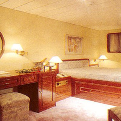 Sea Crown Yacht Master Stateroom
