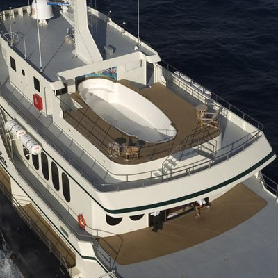 Global Yacht Deck View