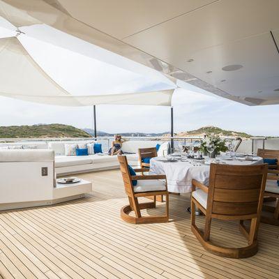 Irisha Yacht