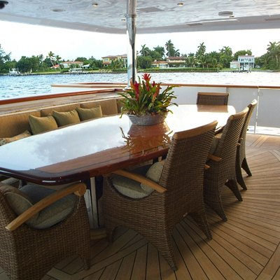 Aquasition Yacht Main Deck Aft