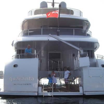 Quaranta Yacht