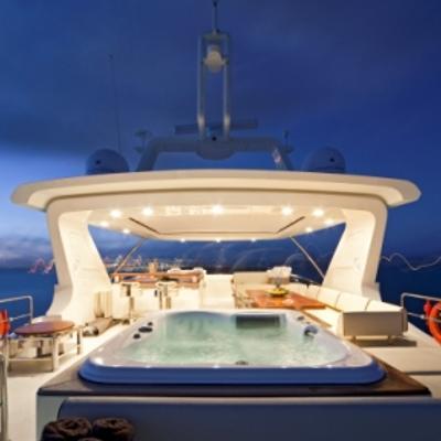 Andreika Yacht Jacuzzi