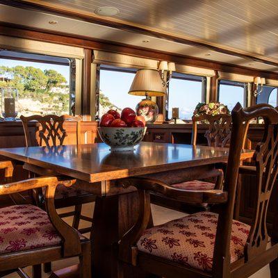 Odyssey III Yacht