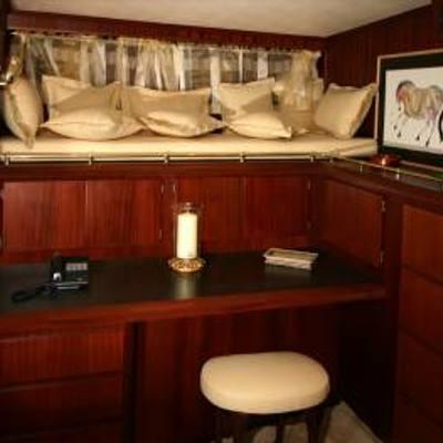 Dauntless Yacht