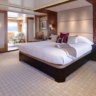 Lady Britt Yacht Master Suite