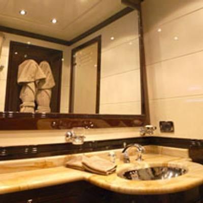 Voyage Yacht VIP Bathroom
