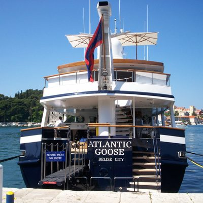 The Goose Stern