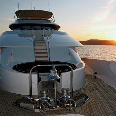 Endless Summer Yacht Forward - Sunset