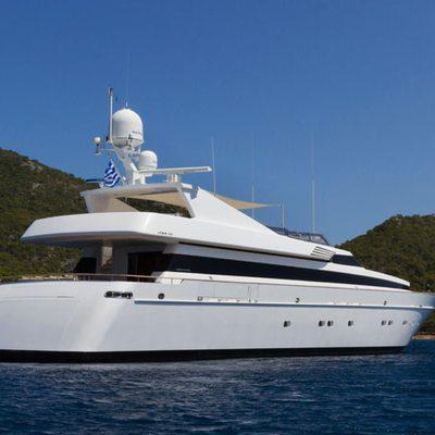 Mabrouk Yacht Profile