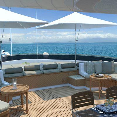 Impromptu Yacht Sundeck