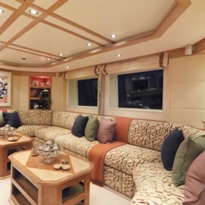 Balaju Yacht Bridge Deck Lounge - Seating
