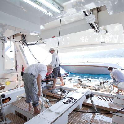 Gems II Yacht Tender Garage