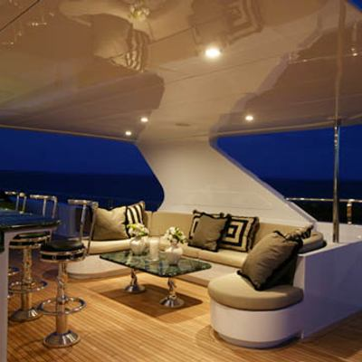 One More Toy Yacht Sundeck Seating