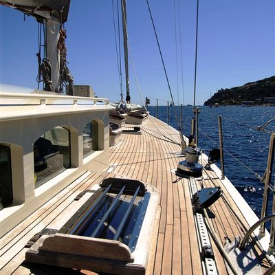 Vintage Yacht