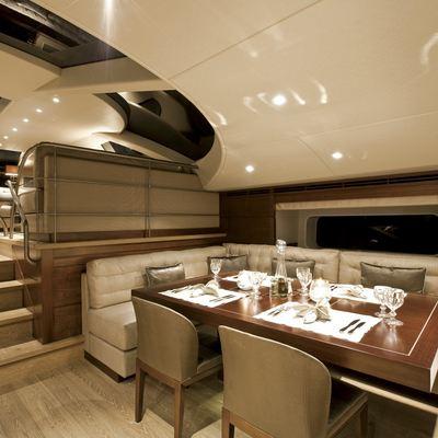 Palmira Yacht Dining Salon