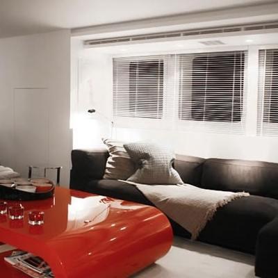Berzinc Yacht Main Salon - Overview