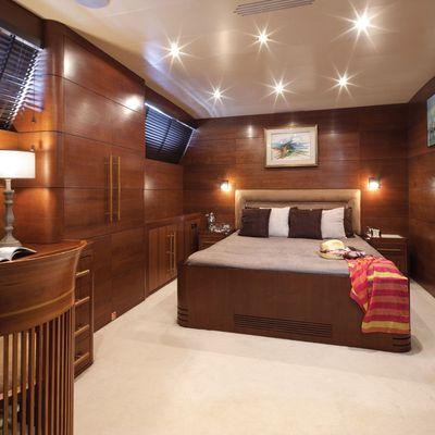 Fiorente Yacht VIP Cabin