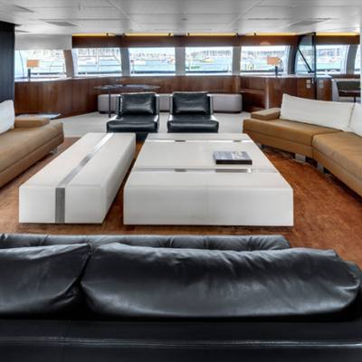 Vertigo Yacht Salon View