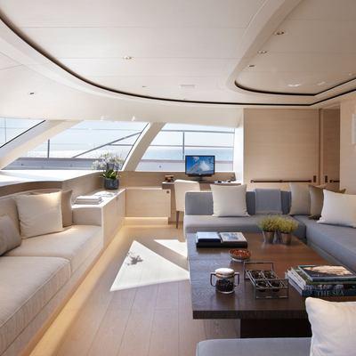 Twizzle Yacht Observation Lounge