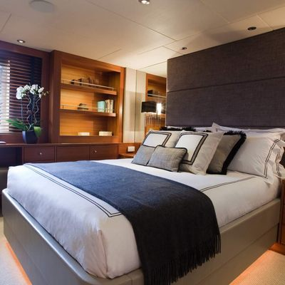 Shake N Bake TBD Yacht Guest Stateroom