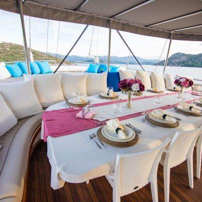 Nevra Queen Yacht