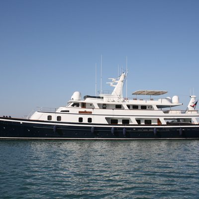 The Goose Yacht Profile