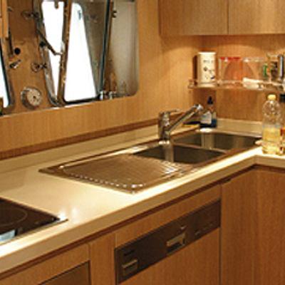 Best Mountain Yacht Kitchen