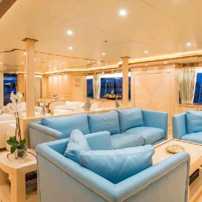 Blue Vision Yacht
