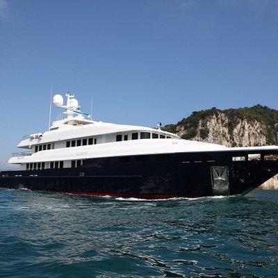 Zaliv III Yacht Main Profile