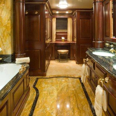 Teleost Yacht Master Bathroom
